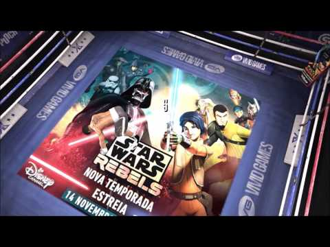 Star Wars Rebels (Q4 2015) In-Game Advertising Campaign - by RapidFire
