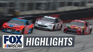 2018 Bristol  Highlights (4.17.18) | FOX NASCAR