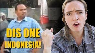 Dis One Indonesia, You Know! (Supir Taxi Nasionalis)
