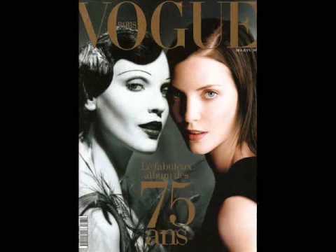 Vogue Covers Archive Paris