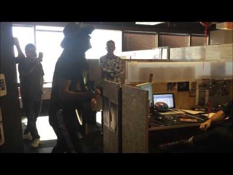 Jason gets a Rockstar Singing Telegrams in Los Angeles
