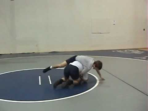 Granby School of Wrestling Technique Series #9 Image 1