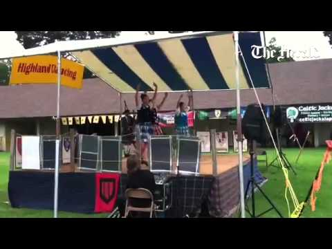 All things Scottish at the #Scottish Games and Celtic Festival in #Monterey