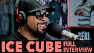 """Ice Cube on New Movie """"Barbershop: The Next Cut"""", Coachella, And More! (Full Interview)   BigBoyTV"""