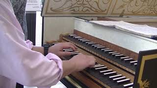 Invention No.1 C-dur BWV772 Cembalo
