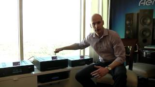CES 2014: Cambridge Audio Azur 851 Series E Preamplifier, 851W Power Amplifier and 851D DAC