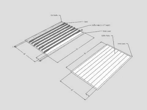 Hammock Underquilt Pattern Diy Underquilt Pattern