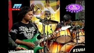 Dhupchaya - Warfaze (live from ETV Phono live studio concert)
