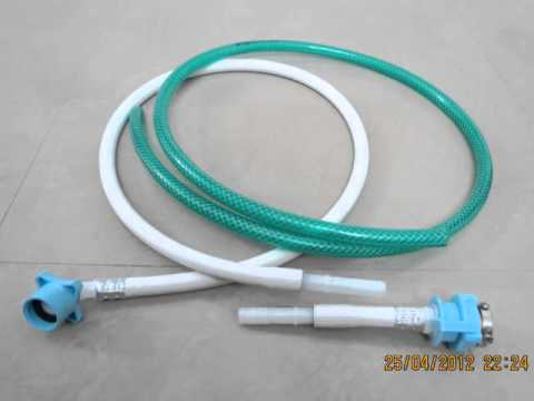 Washing Machine Inlet Pipe Extension Youtube
