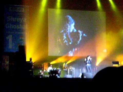 Shreya Ghoshal Live in concert- Wembley arena- London 30042011...