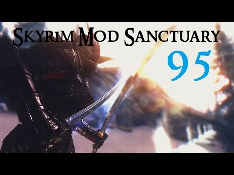 Skyrim Mod Sanctuary 95 - Chasing the Dragon