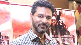 Prabhu Deva talks about his upcoming projects