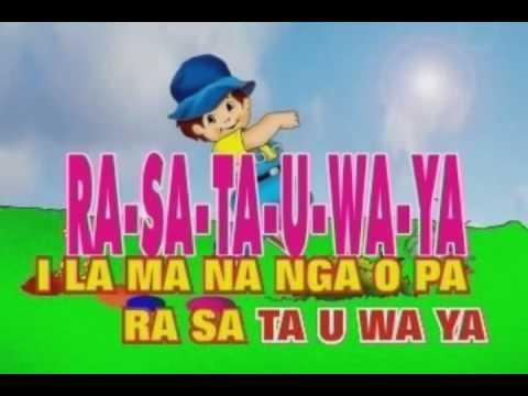 ABAKADA (with lyrics) - YouTube
