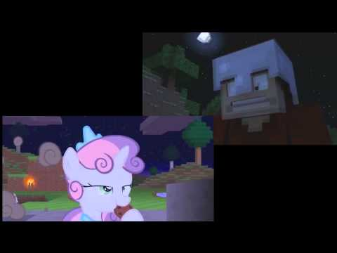 Dont Mine at Night Pony+Orginal Played At The Same Time