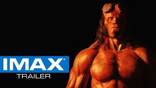 Hellboy (2019) Official Trailer – David Harbour – Experience it in IMAX®