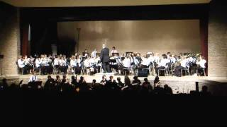 John G. Althouse, Crescendo2011- Grade6 Band_Fun, Fun, Fun.f4v