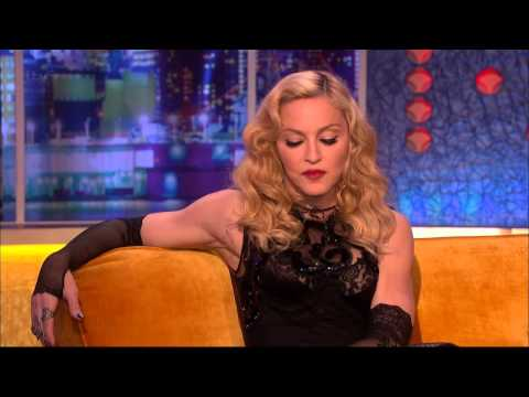 Madonna - Jonathan Ross Show Special 2015 Pt 3 Ghosttown