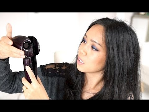 NEW Conair Curl Secret first impression review - itsjudytime