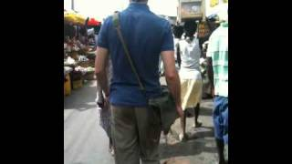 First person obroni tour of Madina Market, Accra, Ghana
