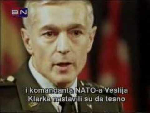 NATO's Illegal War Against Serbia/ Lies About Kosovo War 2/2