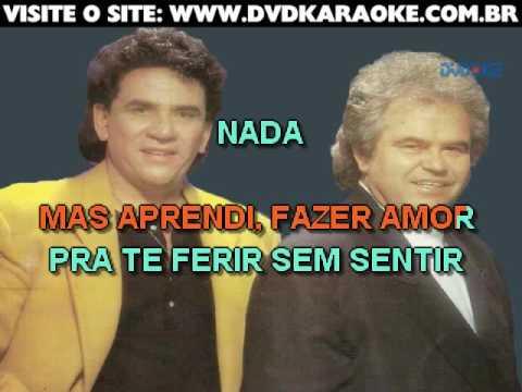 Matogrosso & Mathias   De Igual Pra Igual