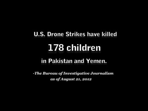 Child Casualties As a Result of U.S. Drone Strikes