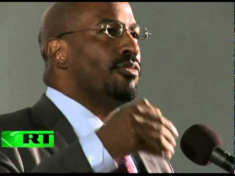 Exclusive -- Former Obama advisor Van Jones uncensored
