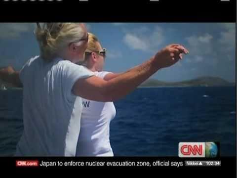 Branson, Winslet - Titanic Scene
