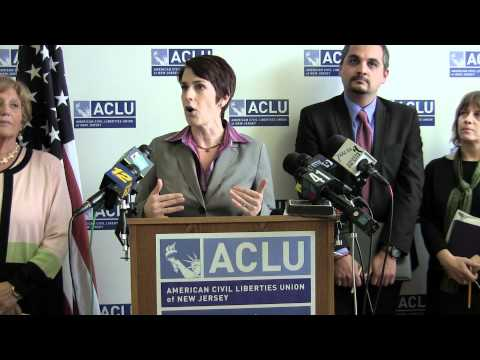 TRU-ID Press Conference: ACLU-NJ Lawsuit Halts New State ID Program