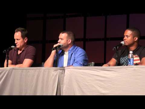 Power Rangers Reunion HD David Yost, Walter Jones and Austin St. John Phoenix Comicon