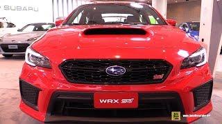 2019 Subaru WRX STI - Exterior and Interior Walkaround - 2019 NY Auto Show