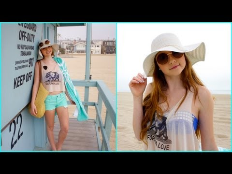 Spring Break Beauty & Fashion Essentials!