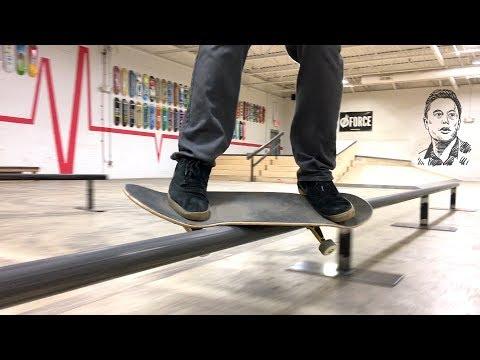 4k Skateboarding Is A Musk