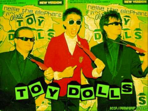Toy Doll´s - Wipe Out