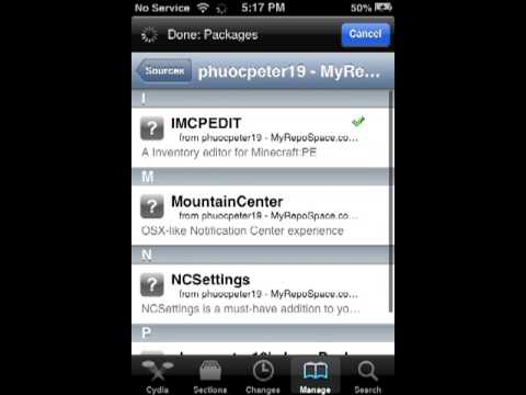 Tutorial: How to Get IMCP Edit! IOS 6 V0.6.1