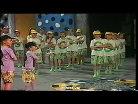 Kinderen voor Kinderen Festival 1990 - Herbergier gerstebier