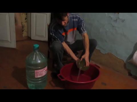 Большая стирка или самодельный порошок ( Щёлок)
