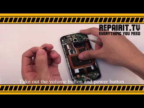 Motorola Moto X Touch Screen Digitizer Flex Cable Connector REPAIR and DISASSEMBLY TUTORIAL