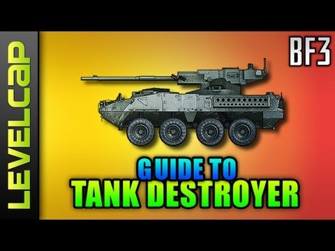 Tank Destroyer Best Unlocks Guide (Battlefield 3 Gameplay/Commentary/How To)