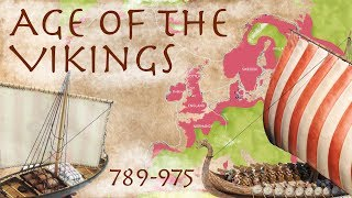 Age of the Vikings // Evolution of the Viking Longship (750-975)