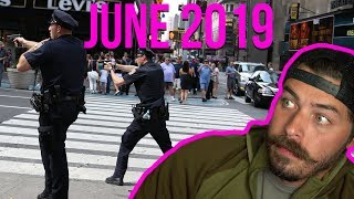 every person killed by police in June 2019