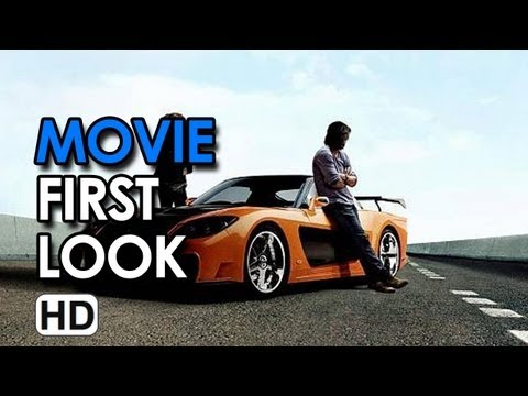 FAST & FURIOUS 6 - Two New Posters and Photos (2013) - Vin Diesel Movie HD