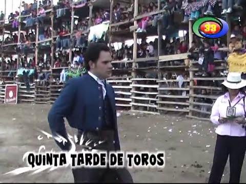 Celendín Feria Taurina 2011