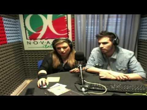 Intervista ad Antonio Maggio negli Studi di Studio 90 Italia