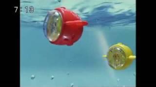McDonald's Pokemon Toys JPN Commercial