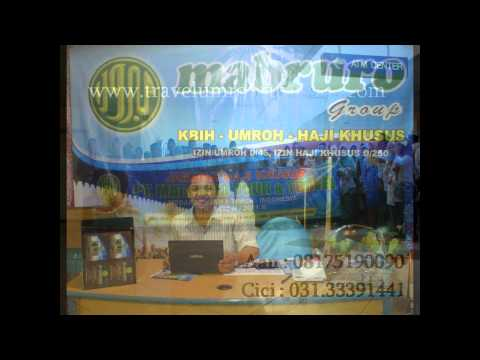Video travel umroh di surabaya 2016