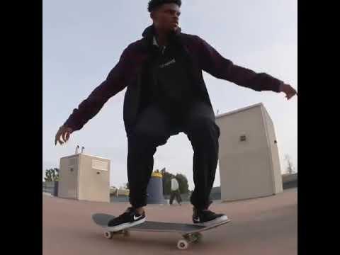 Remix of @robertneal_✨ 🎥: @kevperez | Shralpin Skateboarding