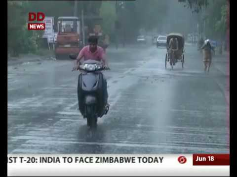 Southwest Monsoon further advanced in India