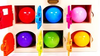 Learn Your Colors with Toys for Kids | Yippee Toys Video