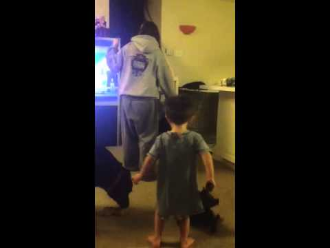Mom And Son video